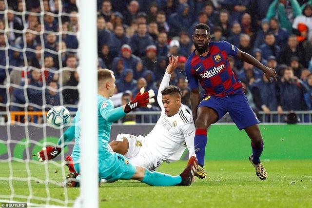 Real Madrid 2-0 Barcelona: Chiến thắng thuyết phục - 11