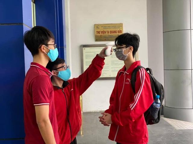 ĐH Bách khoa HN yêu cầu sinh viên không rời Hà Nội, tập trung học online - 1