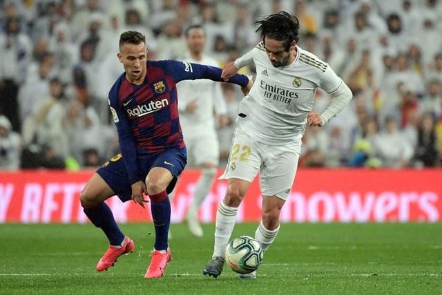 HLV Zidane nói gì sau chiến thắng ngoạn mục trước Barcelona? - 2