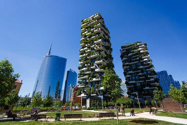 Không khí ô nhiễm, các nước trên thế giới xây dựng đô thị xanh như thế nào? - 2
