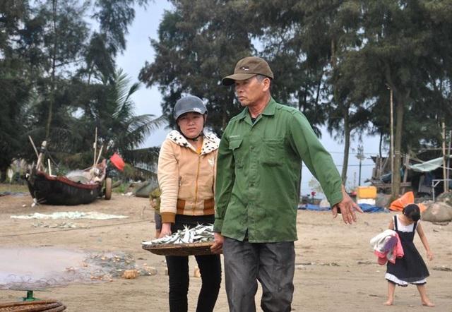"""Thanh Hoá: """"Hốt bạc"""" mùa cá trích ở Sầm Sơn - 1"""
