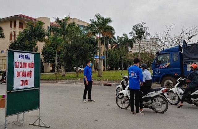 Trường học Thanh Hóa: 943 máy đo thân nhiệt, 24.566 vòi nước rửa tay - 1