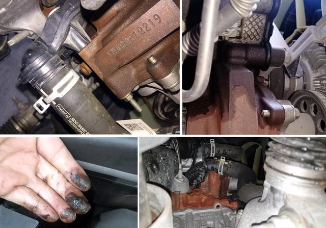 Động cơ Ford 2.0L bị chảy dầu: Khiếu nại tới cơ quan bảo vệ người tiêu dùng - 2