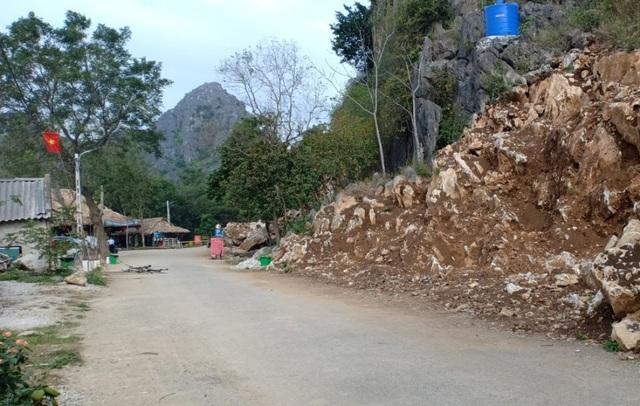 Công trình xây dựng trái phép giữa vùng lõi danh thắng Quốc gia - 1