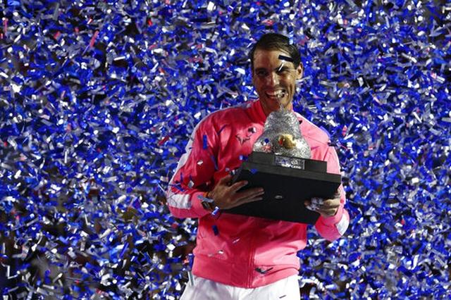 Djokovic đăng quang ở Dubai, Nadal vô địch Acapulco - 2