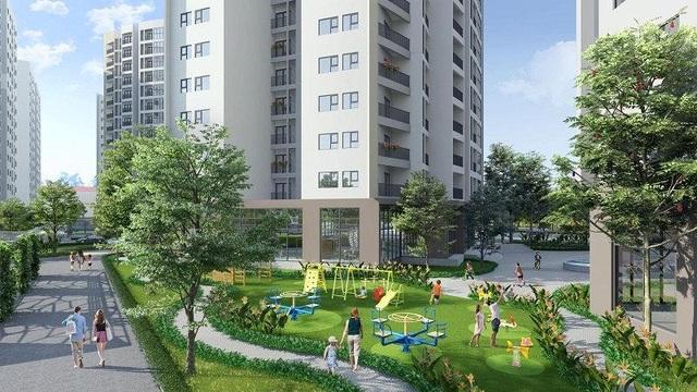 """Bất động sản Hà Nội tăng giá, Le Grand Jardin là dự án được """"săn đón"""" - 1"""