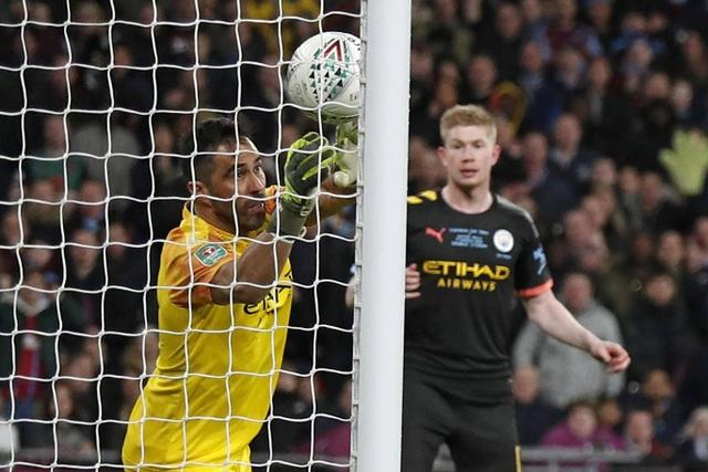 Đánh bại Aston Villa, Man City vô địch Carabao Cup - 6