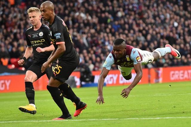 Đánh bại Aston Villa, Man City vô địch Carabao Cup - 5