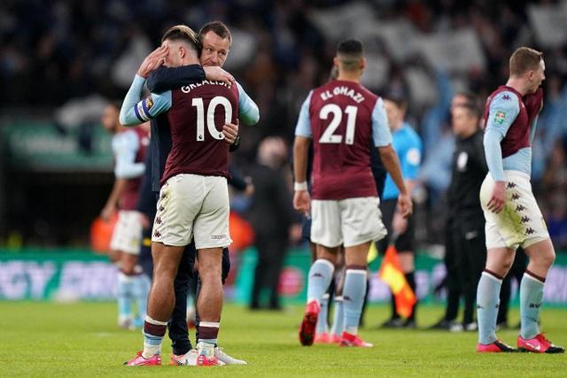 Đánh bại Aston Villa, Man City vô địch Carabao Cup - 3