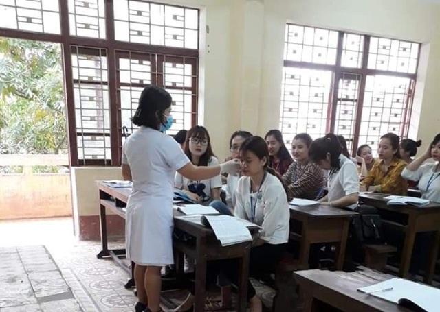 Trường học Thanh Hóa: 943 máy đo thân nhiệt, 24.566 vòi nước rửa tay - 7