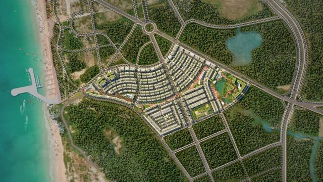 Tân Á Đại Thành chính thức ra mắt khu đô thị đẳng cấp tại Phú Quốc - 1