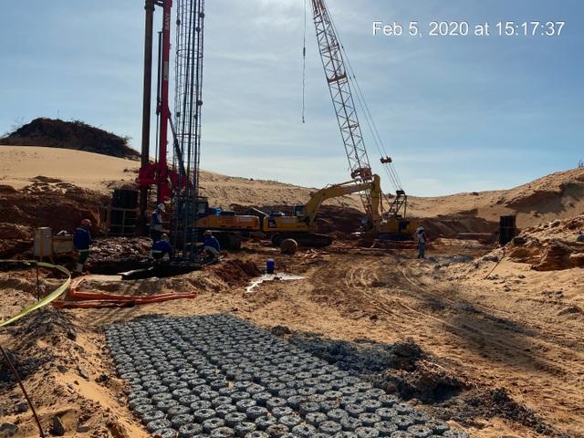 Dự án Apec Mandala Wyndham Mũi Né đã có giấy phép xây dựng - 1
