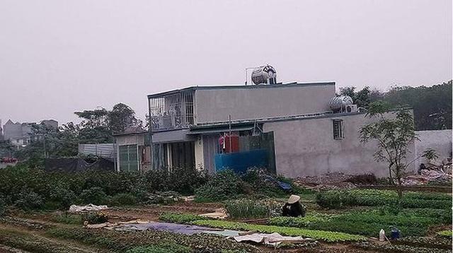 Hà Nội lệnh xử lý tình trạng nở rộ xây nhà trên đất nông nghiệp - 1