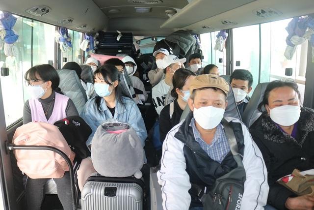 Sân bay Cần Thơ tiếp tục đón 3 chuyến bay từ Hàn Quốc - 5