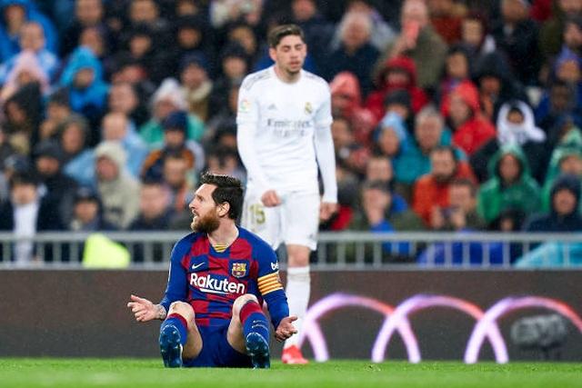 Vắng C.Ronaldo, Messi cũng tắt động lực tỏa sáng? - 1