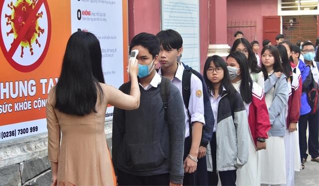 Thừa Thiên Huế cho học sinh THPT nghỉ học trở lại đến 15/3 - 1