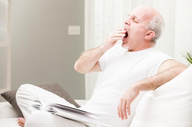 Ngủ gà, ngủ gật: Tình trạng không thể ngó lơ ở người lớn tuổi - 2
