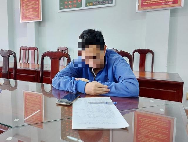 Nam sinh viên làm giả công văn cho học sinh nghỉ học đến hết tháng 3 - 1