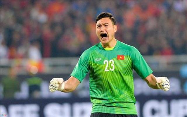Văn Lâm chấn thương, không ra sân ở trận giao hữu của Muangthong United  - 1