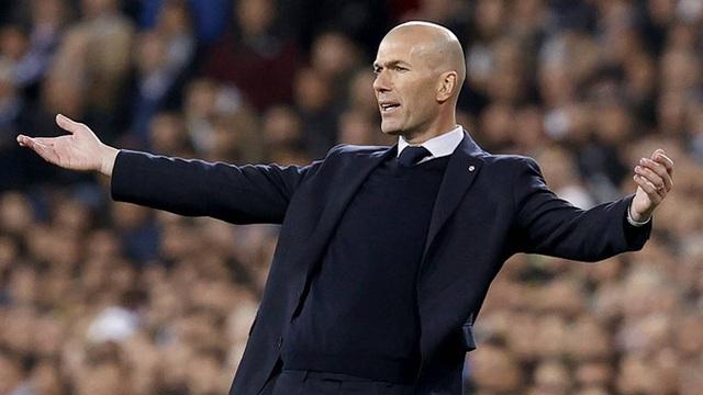 HLV Zidane nói gì sau chiến thắng ngoạn mục trước Barcelona? - 1
