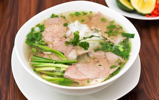 Nhà hàng Mỹ biến món phở Việt Nam thành nhân bánh nướng - 1