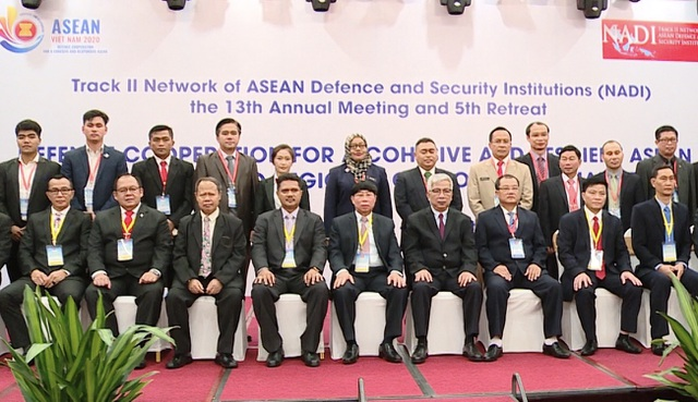 Khai mạc Hội nghị mạng lưới nghiên cứu quốc phòng và an ninh ASEAN - 1