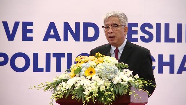 Khai mạc Hội nghị mạng lưới nghiên cứu quốc phòng và an ninh ASEAN - 2