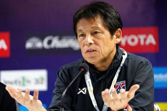 HLV Nishino sợ không thể gọi 4 tuyển thủ Thái Lan thi đấu ở Nhật Bản - 1