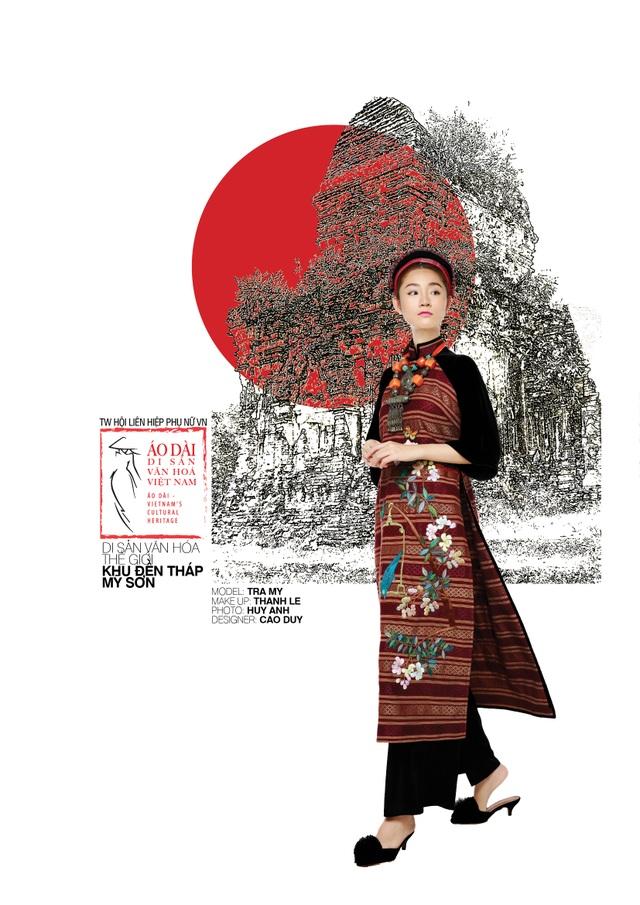 Dời ngày trình diễn Áo dài - di sản văn hoá Việt Nam vì Covid-19 - 18