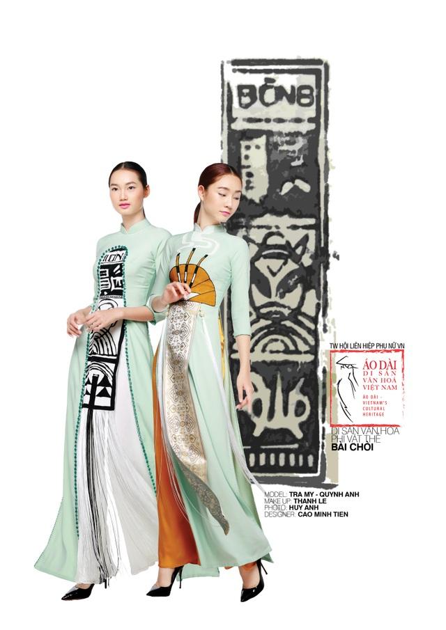 Dời ngày trình diễn Áo dài - di sản văn hoá Việt Nam vì Covid-19 - 13