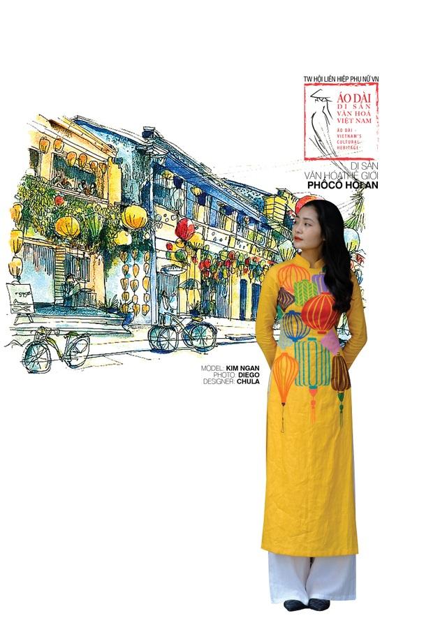 Dời ngày trình diễn Áo dài - di sản văn hoá Việt Nam vì Covid-19 - 20