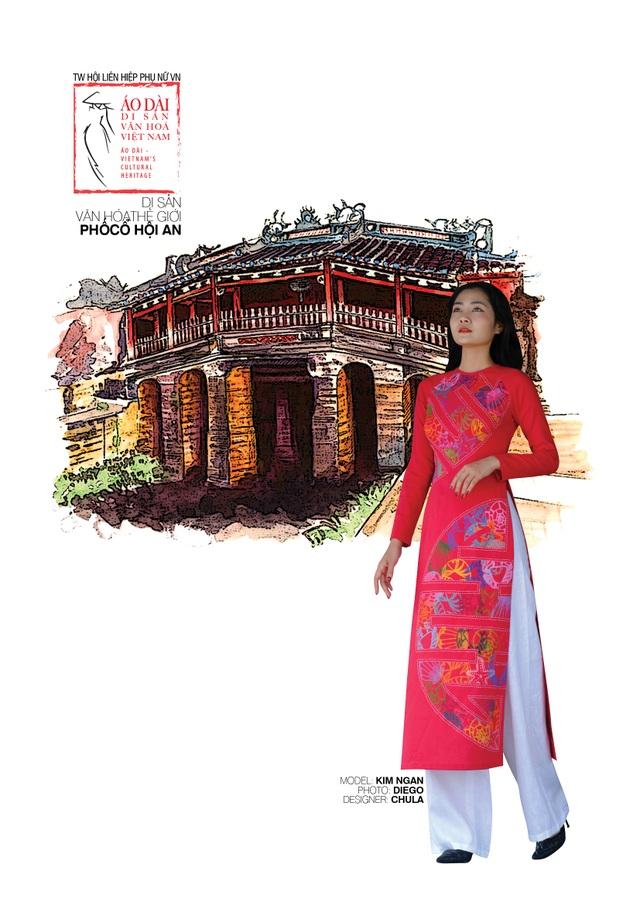 Dời ngày trình diễn Áo dài - di sản văn hoá Việt Nam vì Covid-19 - 21