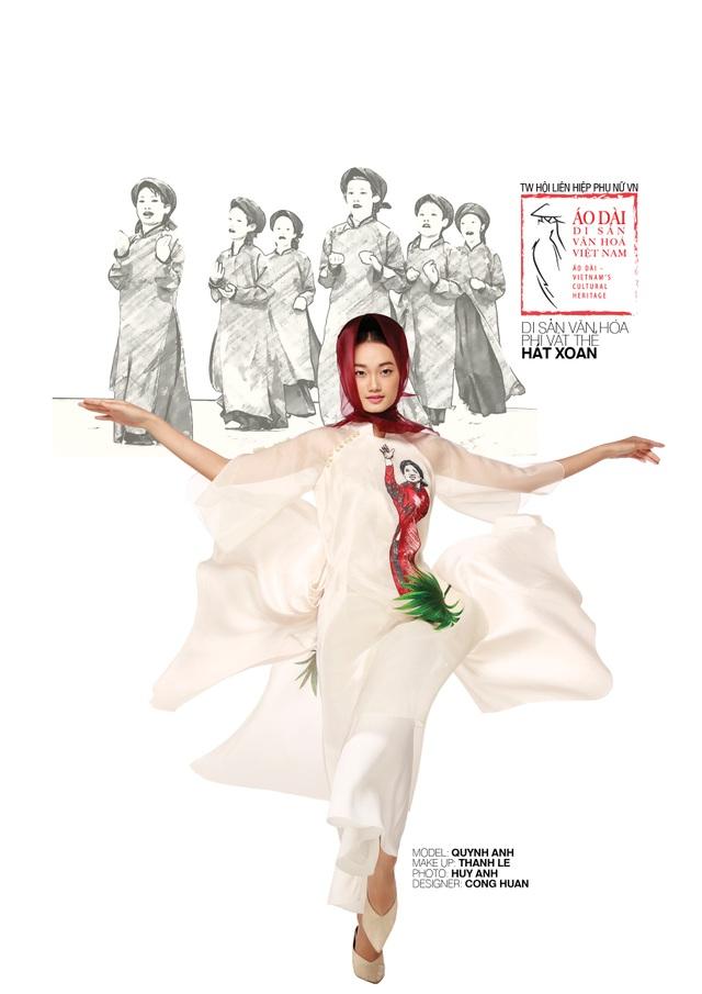 Dời ngày trình diễn Áo dài - di sản văn hoá Việt Nam vì Covid-19 - 15