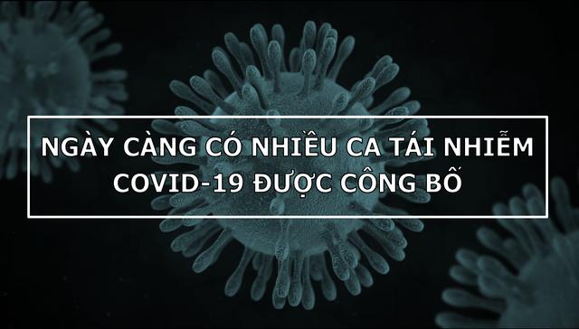 Có hay không việc tái nhiễm Covid-19 sau khi đã được điều trị khỏi? - 1