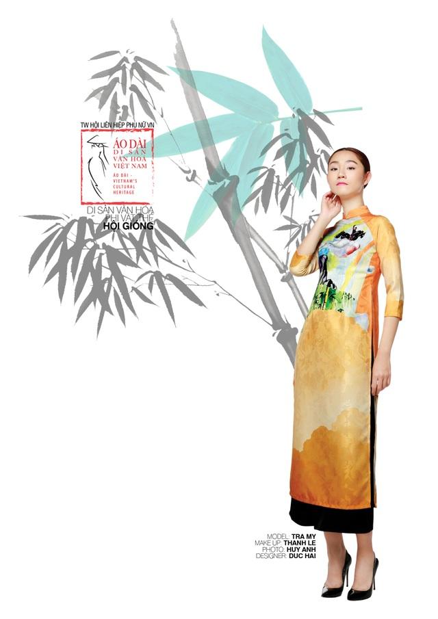 Dời ngày trình diễn Áo dài - di sản văn hoá Việt Nam vì Covid-19 - 30