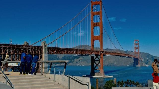 Tận hưởng San Francisco như người bản địa qua video 8K - 1