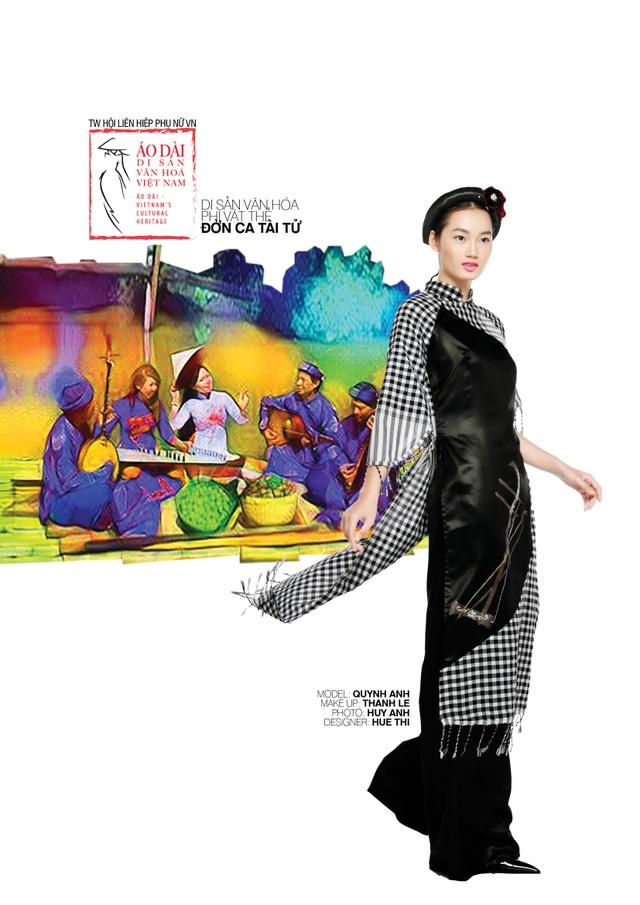 Dời ngày trình diễn Áo dài - di sản văn hoá Việt Nam vì Covid-19 - 28