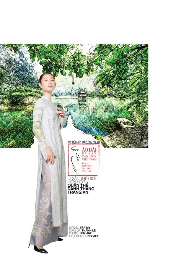 Dời ngày trình diễn Áo dài - di sản văn hoá Việt Nam vì Covid-19 - 16