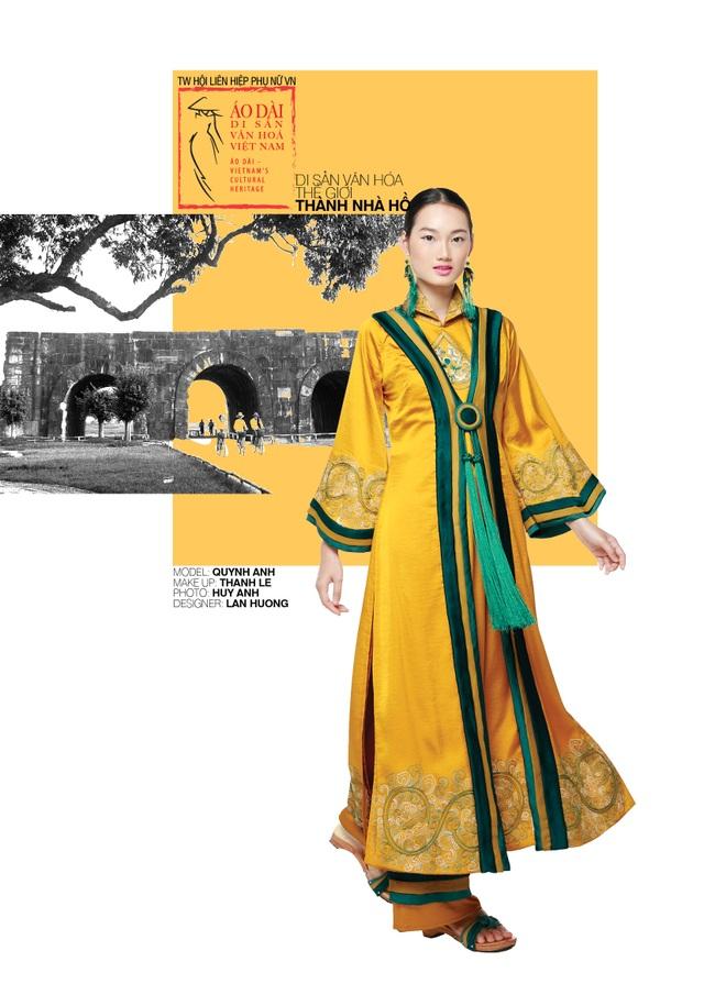 Dời ngày trình diễn Áo dài - di sản văn hoá Việt Nam vì Covid-19 - 7