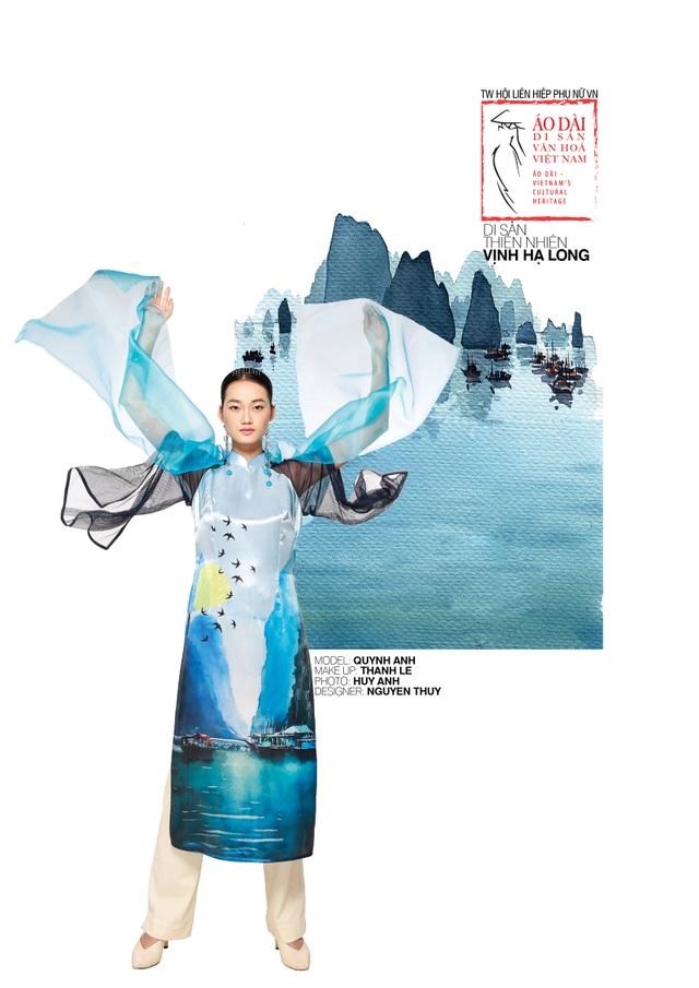 Dời ngày trình diễn Áo dài - di sản văn hoá Việt Nam vì Covid-19 - 27