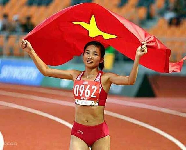 HCV SEA Games Nguyễn Thị Oanh vào top 10 Gương mặt trẻ tiêu biểu 2019 - 5