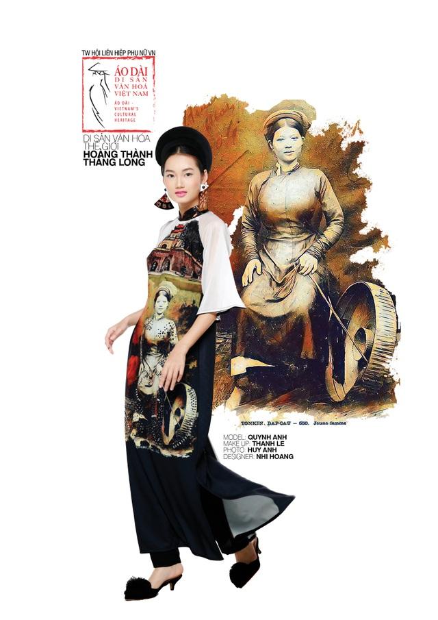 Dời ngày trình diễn Áo dài - di sản văn hoá Việt Nam vì Covid-19 - 23