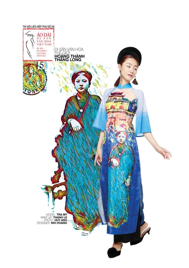 Dời ngày trình diễn Áo dài - di sản văn hoá Việt Nam vì Covid-19 - 22