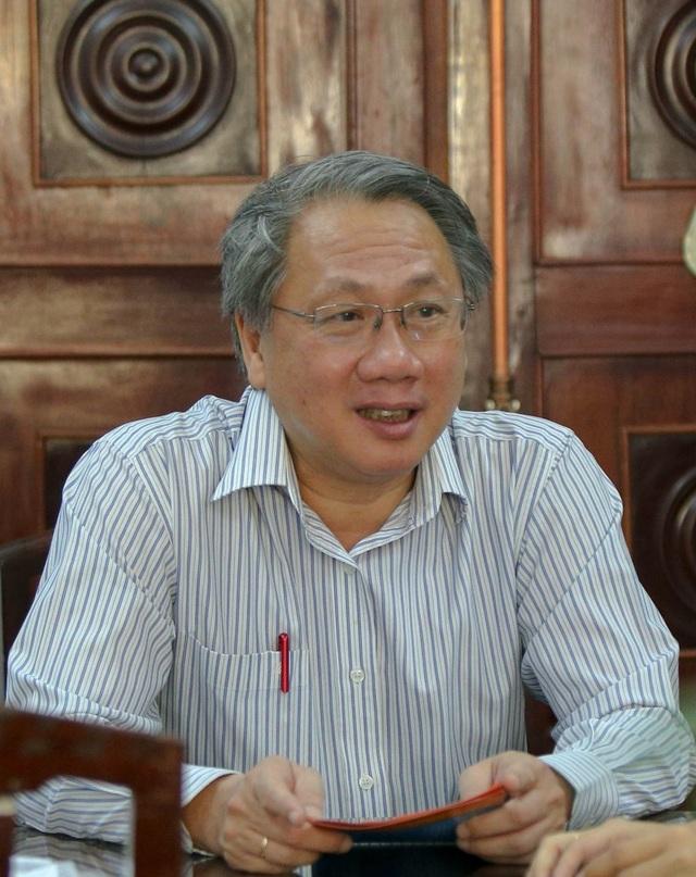 Phó GĐ Sở VH-TT TPHCM:Người dân cần tập luyện thể thao tăng cường sức khỏe - 1