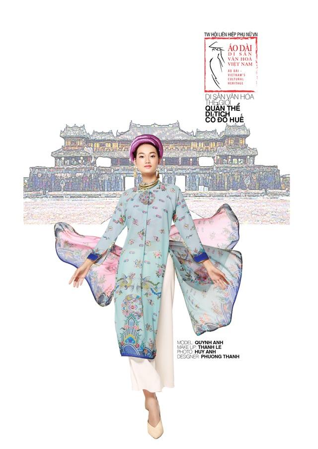 Dời ngày trình diễn Áo dài - di sản văn hoá Việt Nam vì Covid-19 - 10