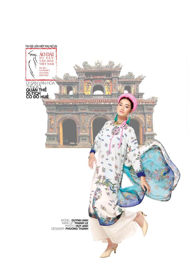 Dời ngày trình diễn Áo dài - di sản văn hoá Việt Nam vì Covid-19 - 9