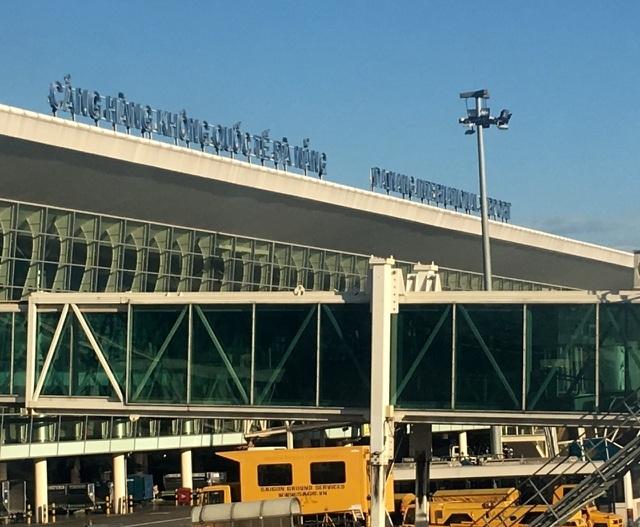Sân bay Đà Nẵng ngừng phát thanh thông tin ga quốc nội từ 1/5 - 1
