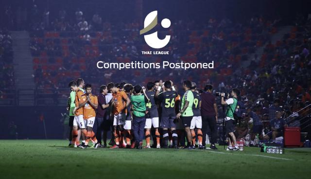 Thai-League bị hoãn đến ngày 18/4 vì dịch Covid-19 - 1