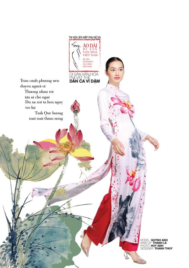 Dời ngày trình diễn Áo dài - di sản văn hoá Việt Nam vì Covid-19 - 5