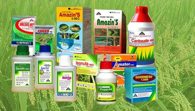 Gần 258 tấn thuốc bảo vệ thực vật tồn kho dự trữ quốc gia - 1